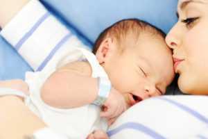 Действия после рождения ребенка