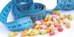 Медицинские средства для снижения чувства голода