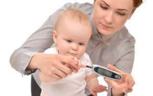 Показатели анализов крови при сахарном диабете у детей