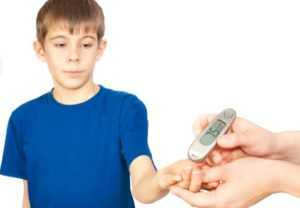 Признаки острого диабета