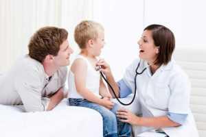 Проявления сахарного диабета у детей дошкольного и младшего школьного возраста