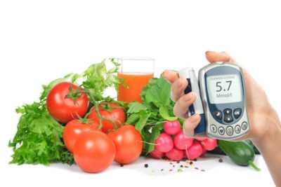 Диета и правильное питание - залог счастливой жизни при сахарном диабете
