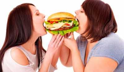 Повышенный, пониженный аппетит и сахарный диабет
