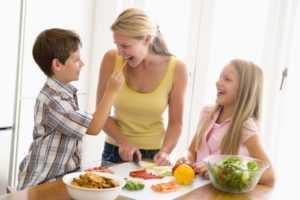 Выбор продуктов питания для стола № 9