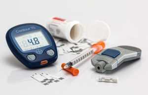 Диабет и его возможные побочные эффекты