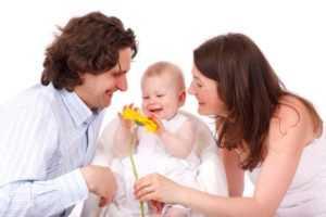 Родители маленьких детей