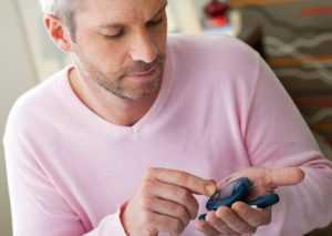 Сахарный диабет первого типа и работа