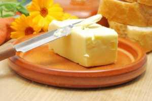 Свободные жиры – сливочное масло, сало, свиной жир