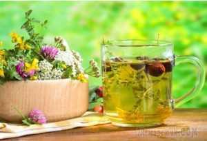Травяные чаи для лечения сахарного диабета