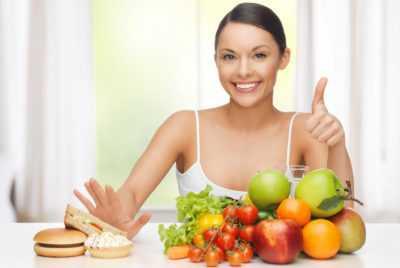 Здоровая диета – сахарный диабет и продукты