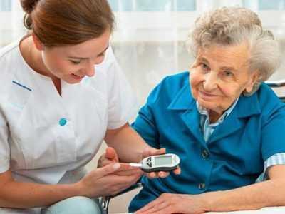 Cестринский процесс при сахарном диабете и ведение больного