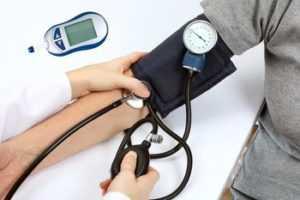 Давление и диабет