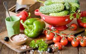 Какие овощи сколько углеводов содержат