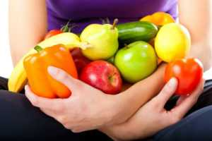 Энергетическая ценность овощей
