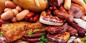 Какие из продуктов следует исключить при заболевании