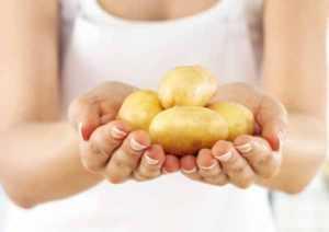 Лечебные свойства картофеля