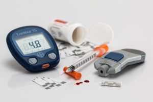 Определение низкого уровня сахара при диабете