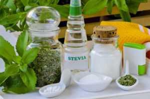 Преимущества Stevia Rebaudiana для больных сахарным диабетом
