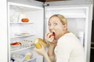 Приступы голода при гипогликемии