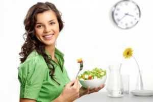 Роль режима питания при сахарном диабете