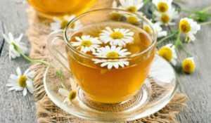 Ромашковый чай помогает при диабете