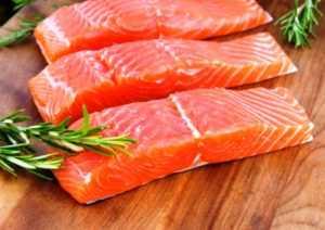 Рыба даёт организму вещества, которые невозможно получить в другом месте