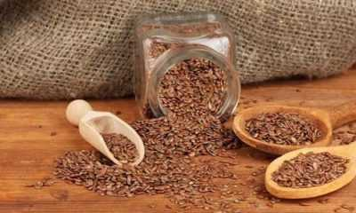 Народная медицина - семена льна при диабете