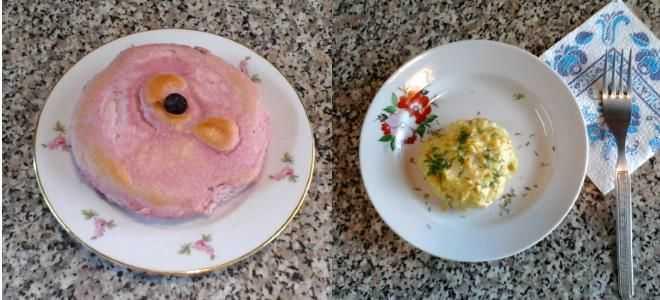 Куриное и ягодное суфле: пошаговые рецепты при панкреатите