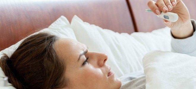 Проявления температуры при панкреатической болезни
