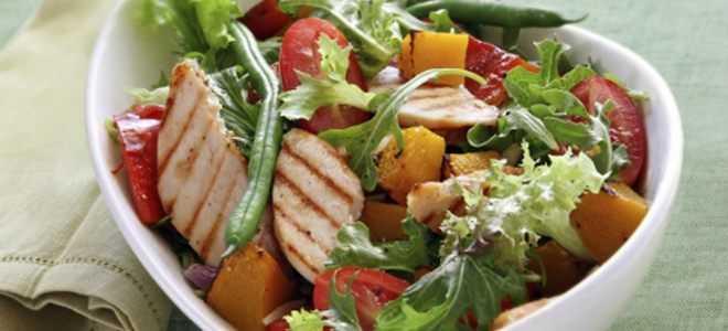 Приготовление и употребление салатов при панкреатите