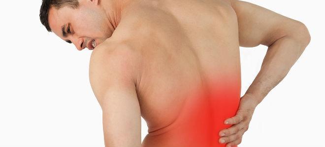 Почему болит спина при панкреатите?