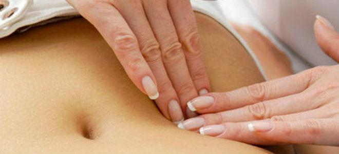 Как правильно осуществлять пальпацию поджелудочной железы?