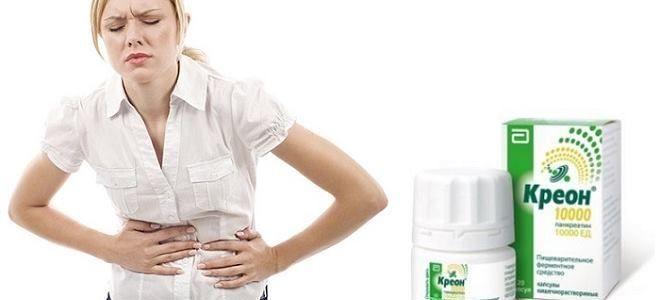 Эффективность применения Креона для лечения различных заболеваний ЖКТ
