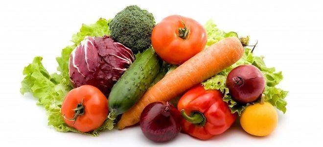 Употребление овощей при панкреатите: виды разрешенных плодов, порционы и безопасные рецепты