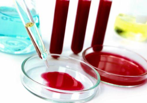 кровь на анализе