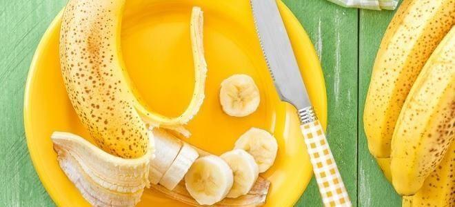 Можно ли при панкреатите есть бананы?