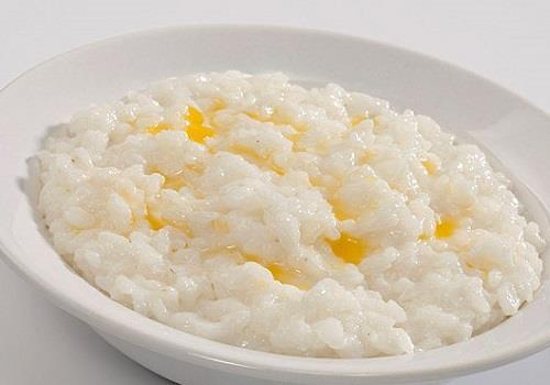 Молочная каша из риса