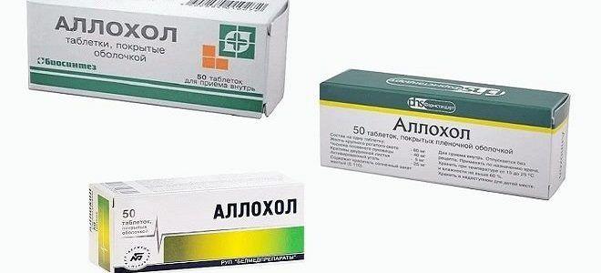Эффективен ли Аллохол при панкреатите и других заболеваниях ЖКТ?