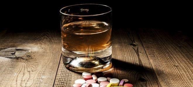 Можно ли принимать Карсил вместе с алкоголем?