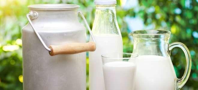 Разрешено ли употребление молока при воспалении поджелудочной железы?