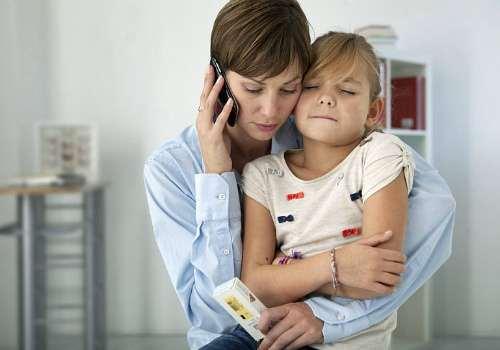 вызов врача ребёнку