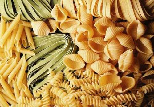 продукт из твердых сортов пшеницы