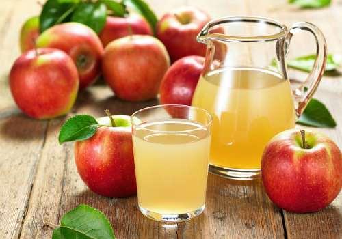 напиток, приготовленный из яблок