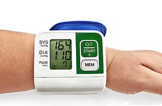 Гипертония повышает риск проявления диабета.
