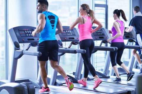 Активный образ жизни позволяет улучшить динамику течения СД.