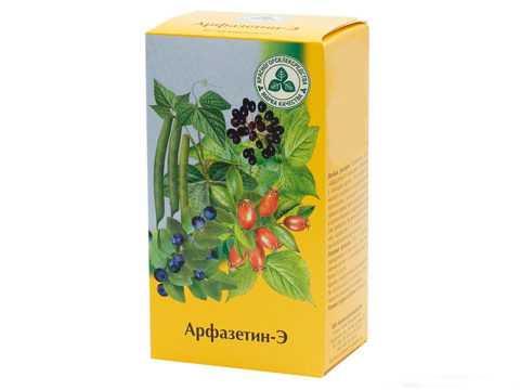 Арфазетин укрепляет иммунитет и насыщает организм важными веществами.