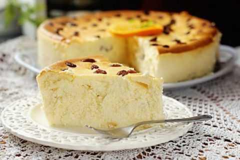 Ароматная и нежная творожная запеканка – вкусное и сытное блюдо для диабетика.