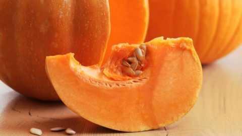 Ароматная желтая мякоть используется для приготовления не только блюд, но и лекарств.