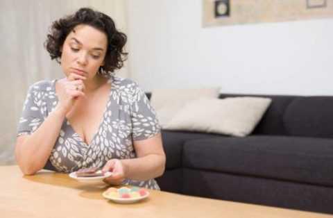 Будьте дисциплинированы – ешьте только продукты, запланированные в недельном меню