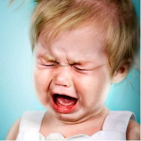 Частые истерики и беспокойство – сигнал родителям